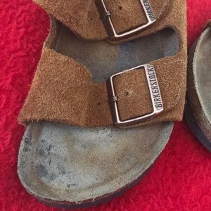 Birkenstock Shoes - Birkenstock Suede Arizona